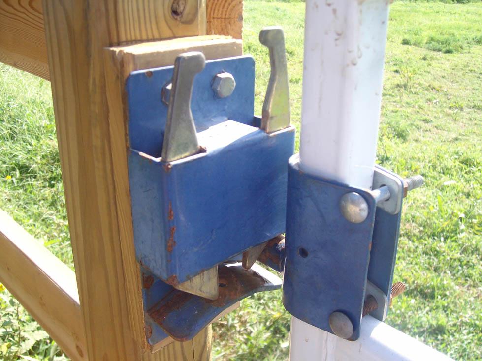 Farm Amp Ranch Gate Latch : Barn design my favorite gate latch horse ideology