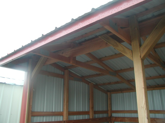 Barn design loafing shed details horse ideology Horse run in shed plans design