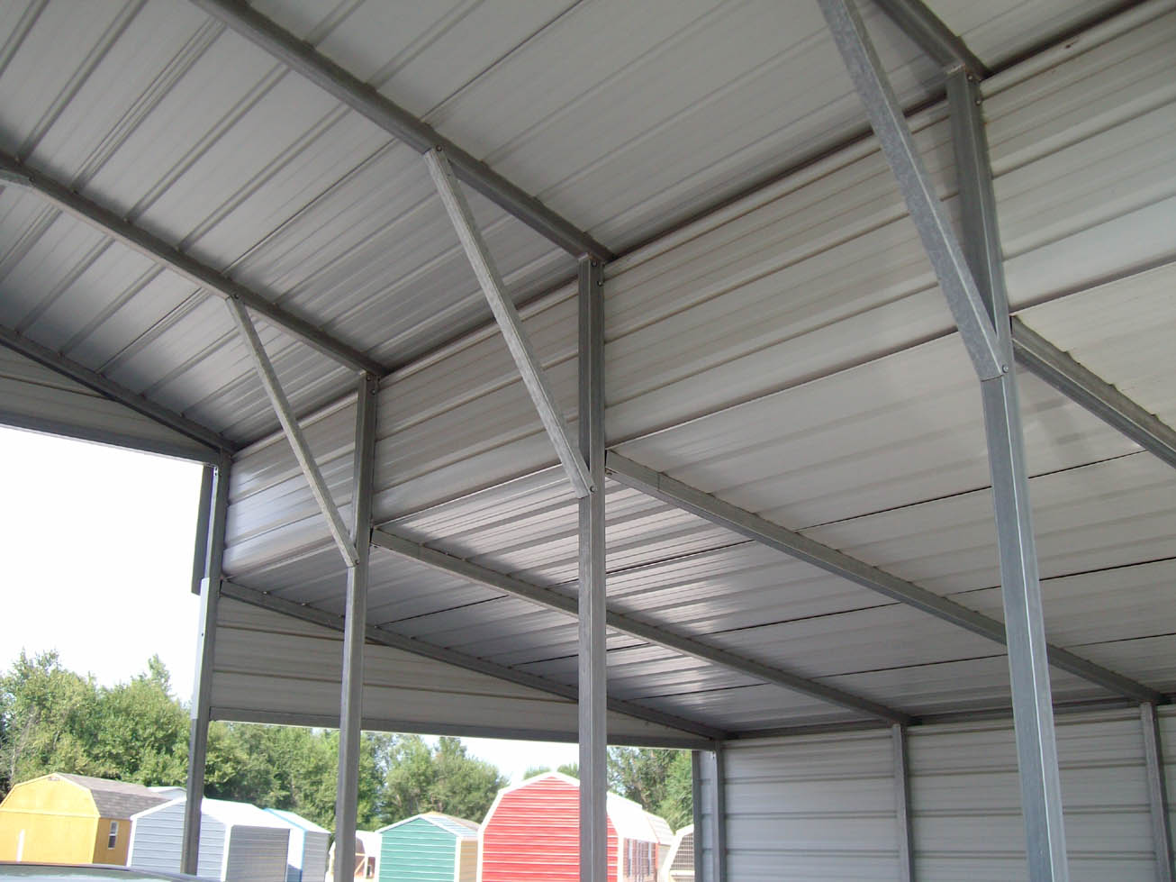 Build Metal Lean To Carport Plans Diy Cabinet Plans With