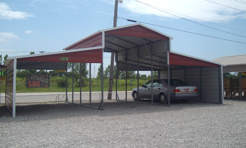 Metal carport plans free download furnitureplans for Carport blueprints