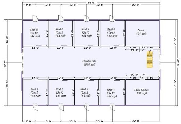 Mig Building Plans For Machine Shed Details