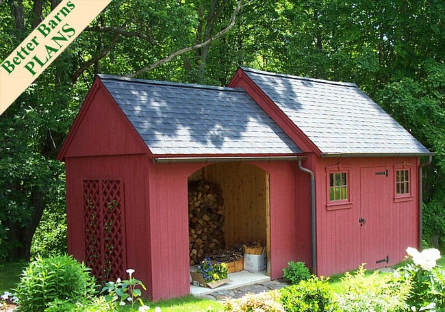 Shed Plans Online Free