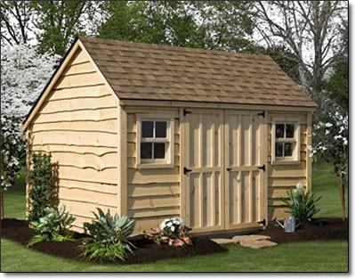 blueprints for storage shed