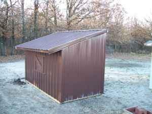storage building plans on skids