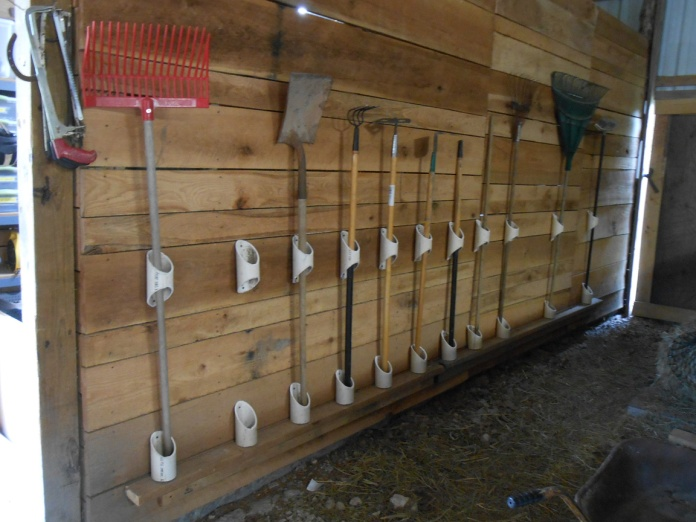 Horse Barn Tack Rooms